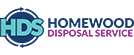 Homewood Disposal Service Sticky Logo Retina