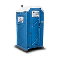 porta potty restroom