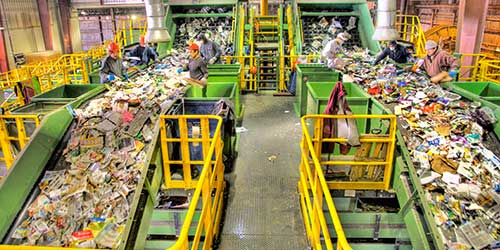 recycling facility image