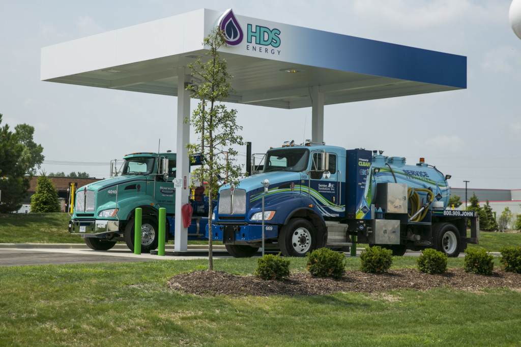 Compressed Natural Gas Illinois