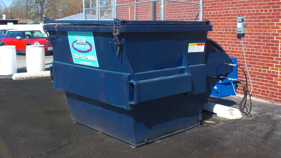 Commercial Waste And Recycling Compactors Homewood Disposal