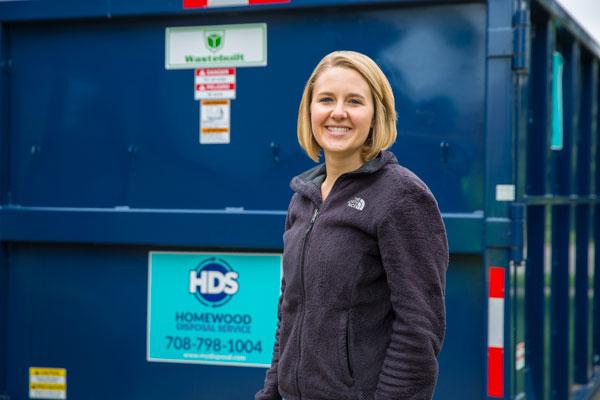 Lansing Dumpster Rental