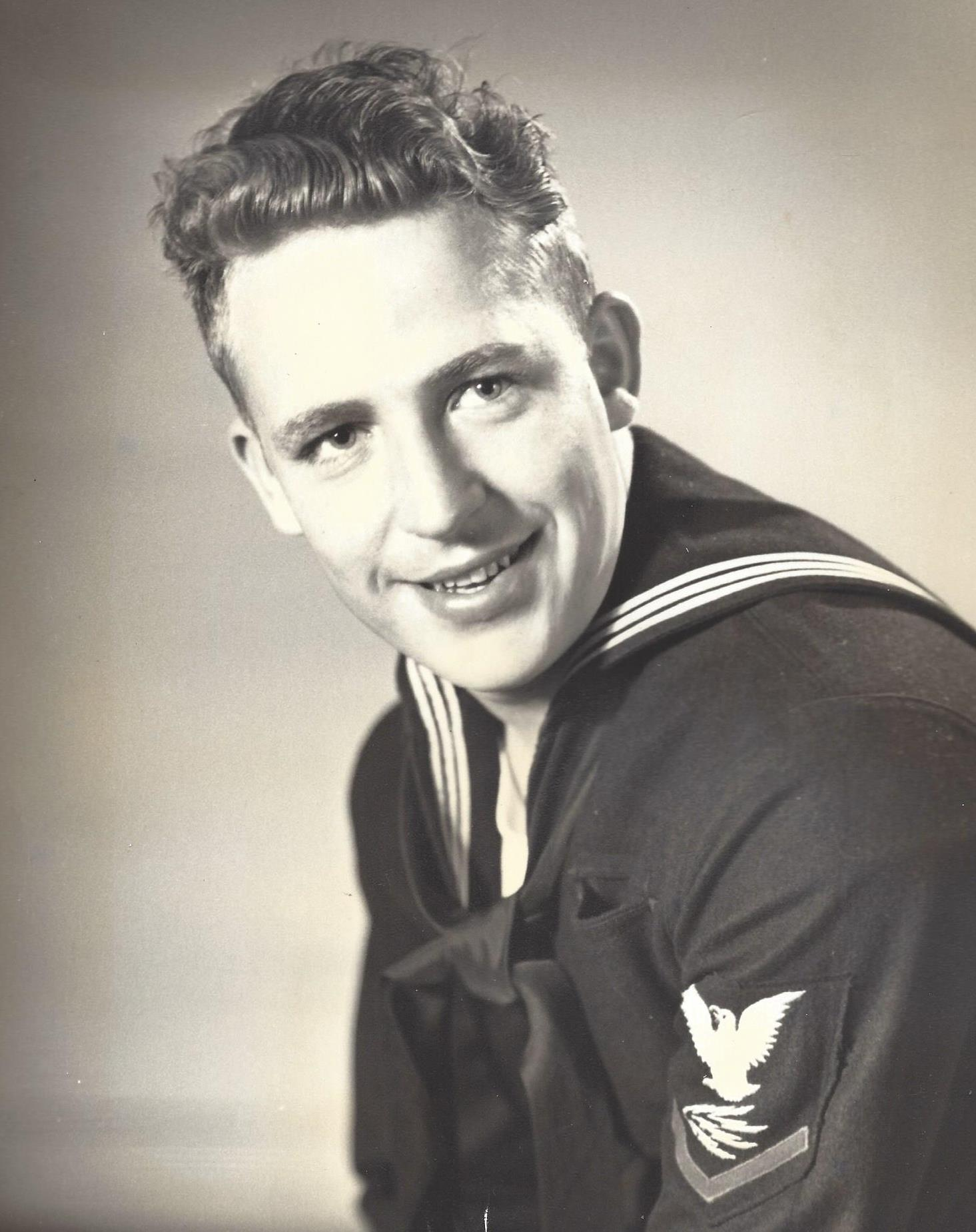wnedy in the Navy