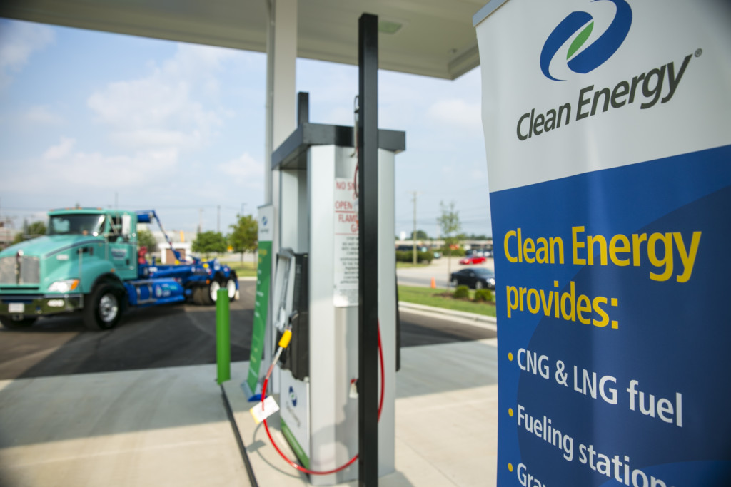 Compressed Natural Gas Fueling Station Locations