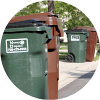 home garbage service