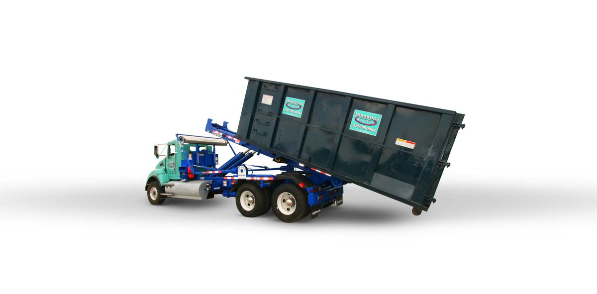 dumpster rental image