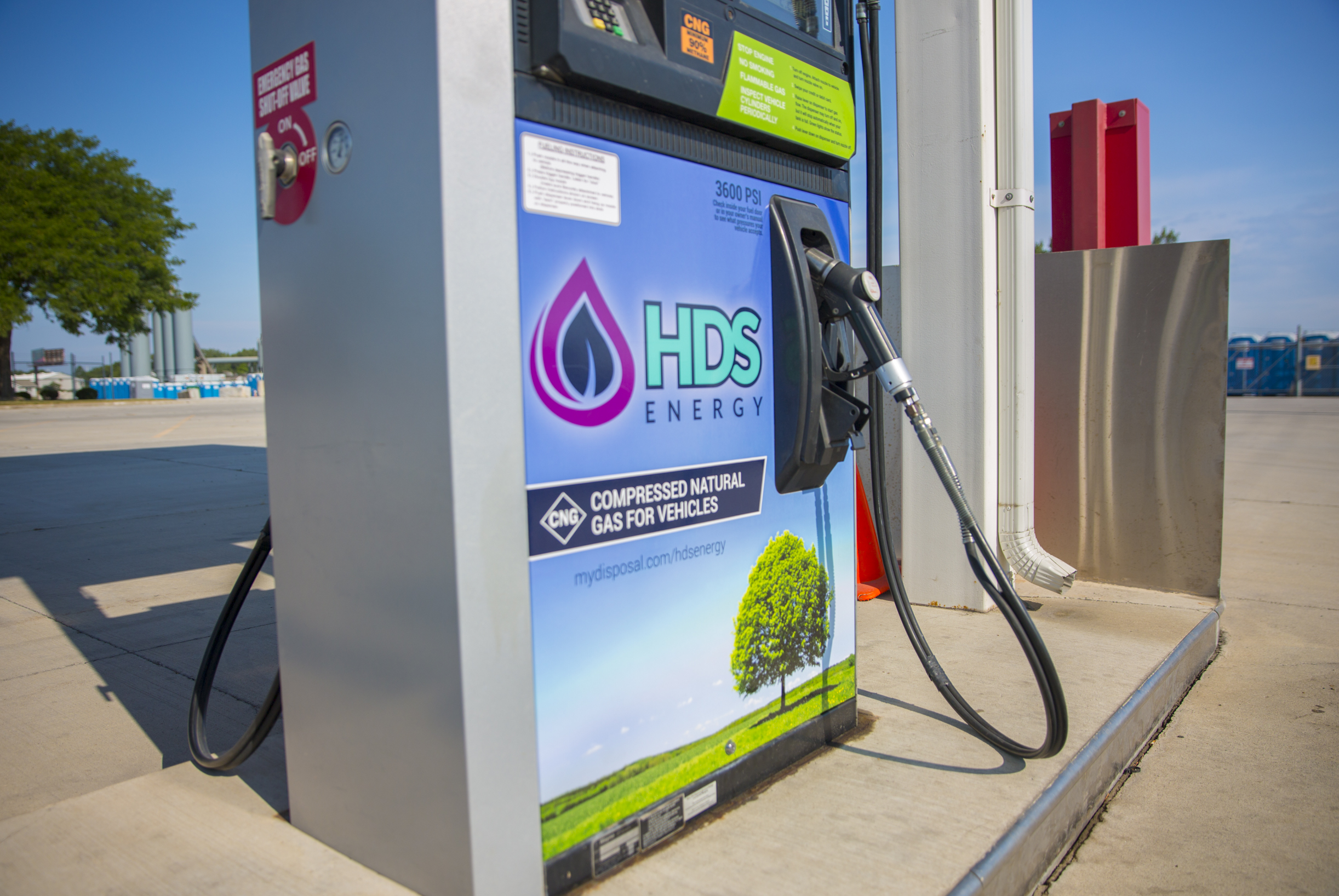 Public CNG Fueling Station Open in Gary, Indiana | Homewood