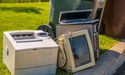 electronic recycling for Frankfort